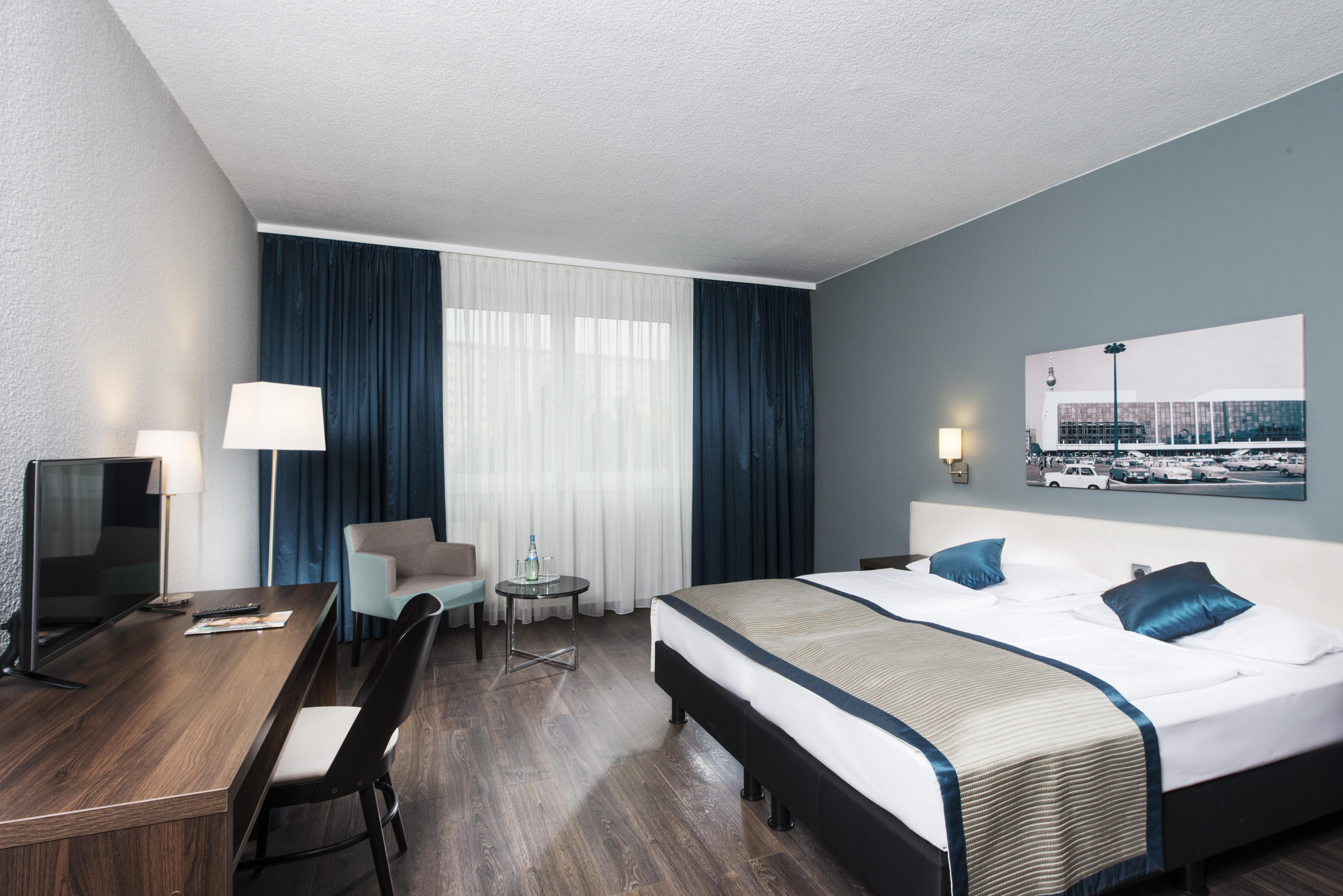 Hotel Berlin Grand City East