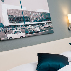 Detail Hotelroom City Hotels Berlin East | © City Hotel Berlin East