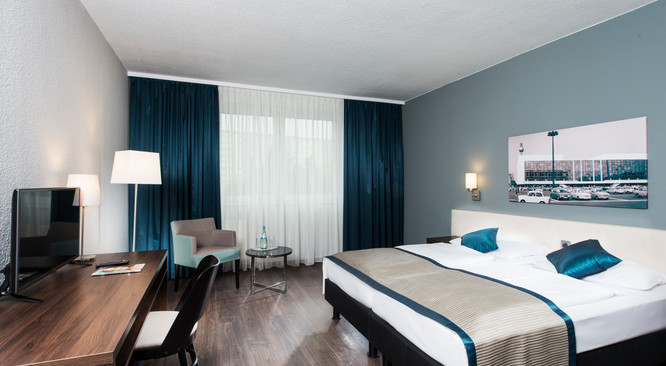 Double Room City Hotel Berlin East | © City Hotel Berlin East